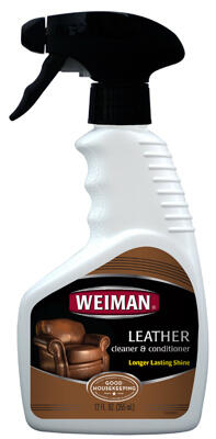 Weiman  Leather Cleaner 12 Ounce  1 Each 75: $30.32