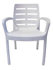 Borneo Chair Matt  White 1 Each KM 042980630 211116: $227.76