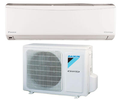 Daikin Inverter AC Unit R410a 220v 12000Btu 1 Set: $1,468.06