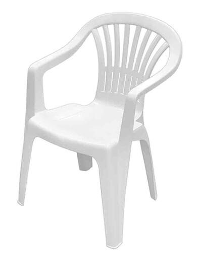 Altea Chair Stackable White 1 Each MP2021ALTBI: $56.19