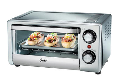 Oster Toaster Oven 10L Silver 1 Each TSSTTV10LTB053: $184.91