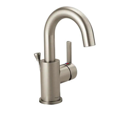 Peerless Centerset Bathroom Faucet 1H Brushed Nickel 1 Each P191102LF: $498.99