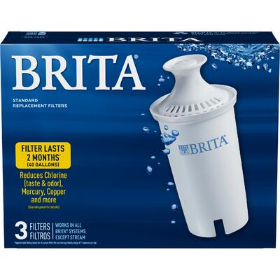 Brita Pitcher Replacement Filter  1 Each 0060235503-8: $96.84