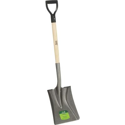 Best Garden Shovel D Handle Square Point 1 Each 709530: $39.49