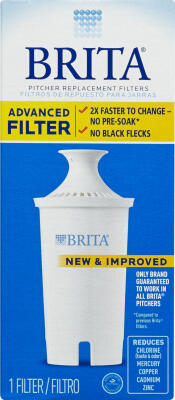 Brita Pitcher Replacement Filter 1 Each 0060235512-08: $39.34
