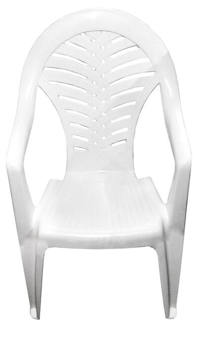 Ocean Chair Plastic White 1 Each  MP865006OCBI: $52.03