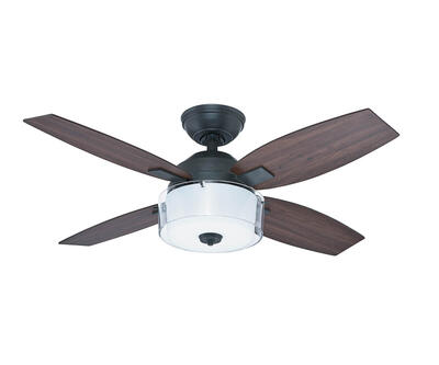 Hunter Fan Ceiling Central Park 42 Inch Aged Steel 1 Each 50618: $882.65