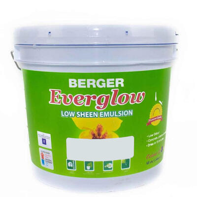 Berger Everglow Emulsion Ultra Deep Base 1 Gallon P113446: $106.03