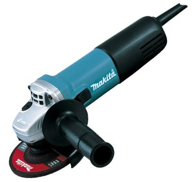 Makita Angle Grinder 4-1/2 Inch 115mm 1 Each 9557HNRG-240: $398.04