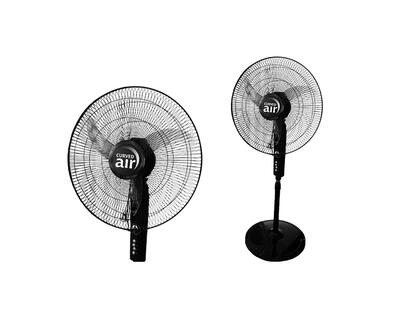Curved Air Fan Pedestal 18 Inch 1 Each CXE4214: $281.24