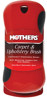 Mothers Carpet And Upholstery Brush  1 Each 155900: $22.50
