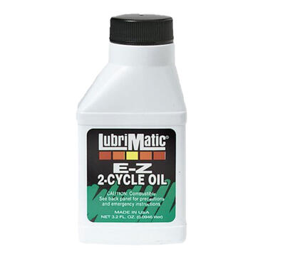 Lubri-Matic 2 Cycle Oil 3.2 Ounce 1 Each 11555: $6.19