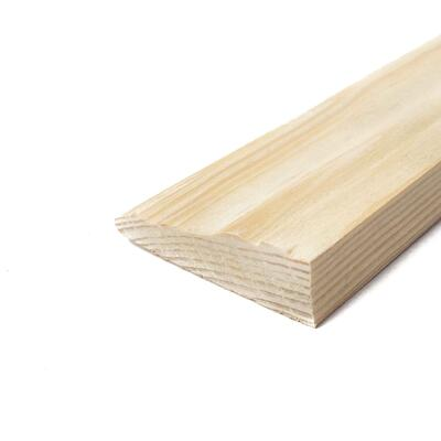 Moulding Architrave Untreated 16 Feet 1 Each WM361: $81.17