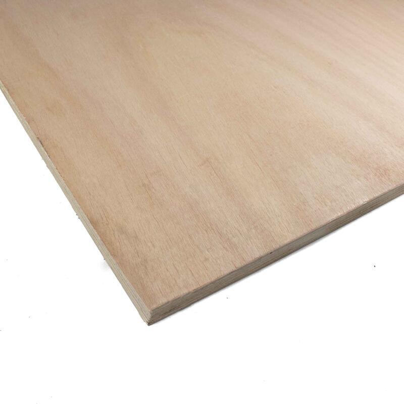 Plywood Marine 3/4 Inch 18mm 1 Sheet | M&C Home Depot
